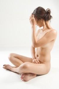 セクシー女性ヌード3