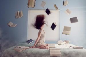 woman-books